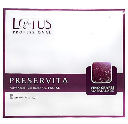 Buy Lotus Herbals Preservita Advanced Skin Radiance Facial online United States of America [ USA ]