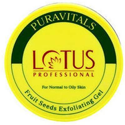 Buy Lotus Herbals Puravitals Fruit Seeds Exfoliating Gel online United States of America [ USA ]