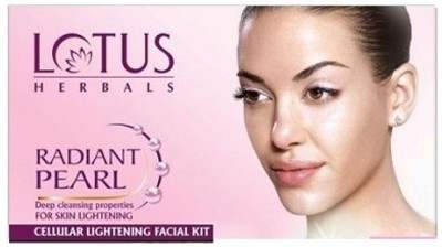 Buy Lotus Herbals Radiant Pearl Facial Kit online United States of America [ USA ]