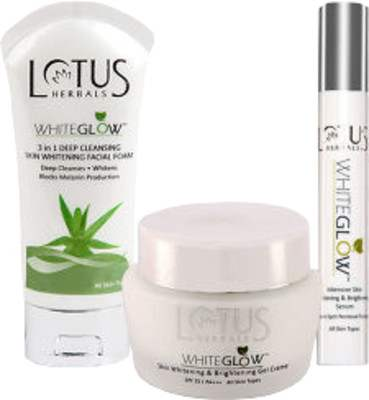 Buy Lotus Herbals Whiteglow - The Kiss of Nature - SPF 25 online United States of America [ USA ]