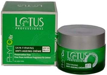 Buy Lotus Professional Phyto Rx Skin Firming Anti Ageing Cream SPF-25 online United States of America [ USA ]