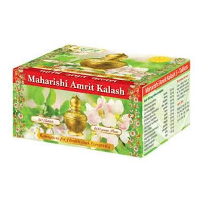 Buy Maharishi Amrit Kalash Nectar and Tablets Online MY