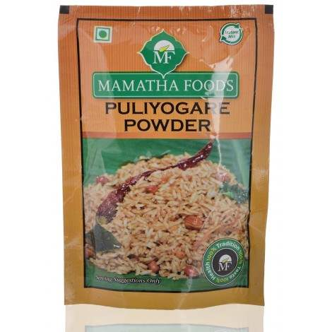 Buy Mamatha Foods Puliogare Powder Online MY