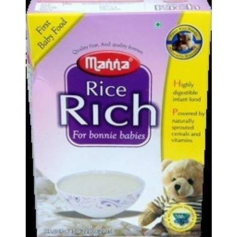 Buy Manna Rice Rich For Bonnie Babies Online MY