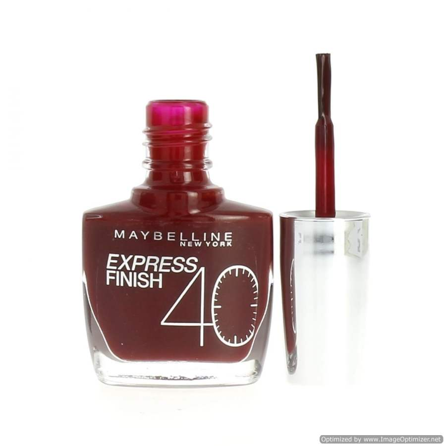 Buy Maybelline Express Finish 40 Seconds Nail Enamel Online MY