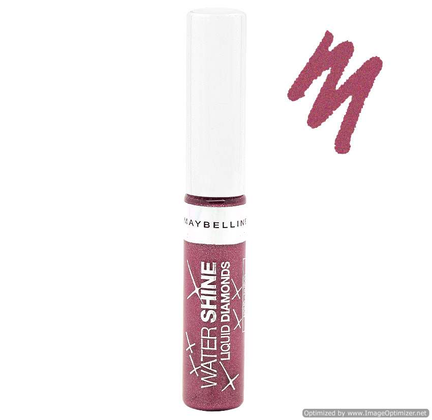 Buy Maybelline Water Shine Liquid Diamonds Lip Gloss Online MY