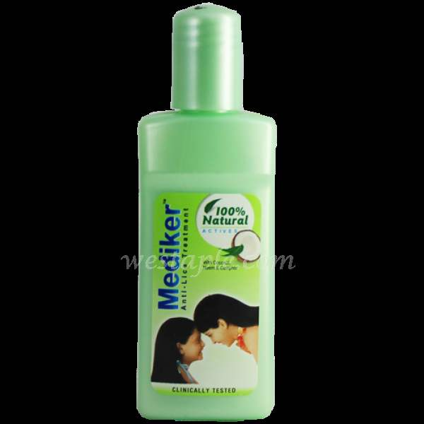 Buy Mediker Anti-lice Treatment Shampoo Online MY