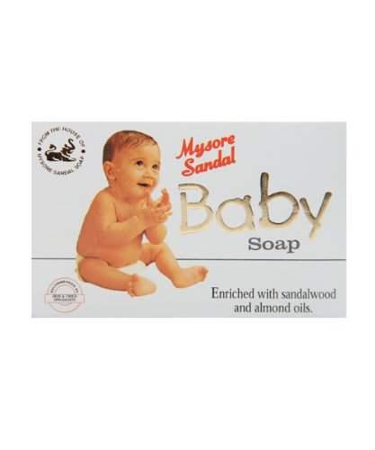 Buy Mysore Sandal Baby Soap Online MY