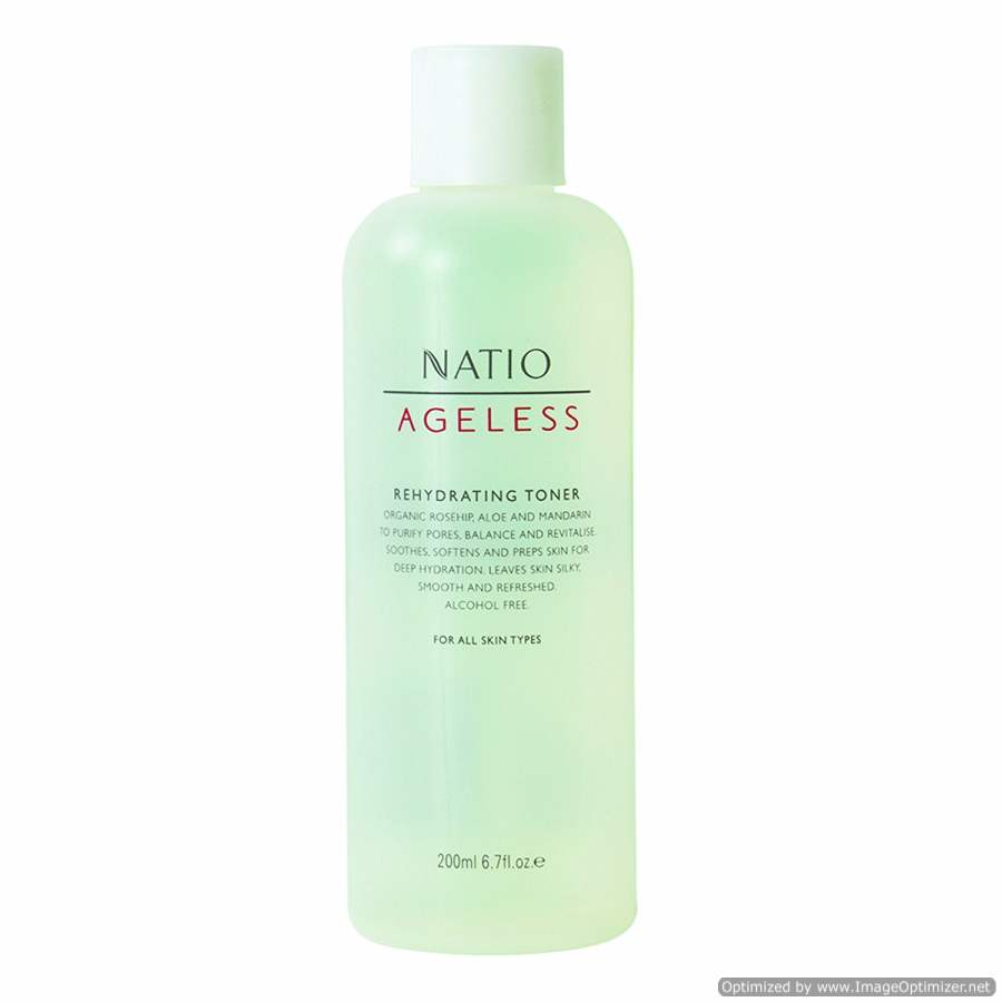 Buy Natio Ageless Rehydrating Toner Online MY