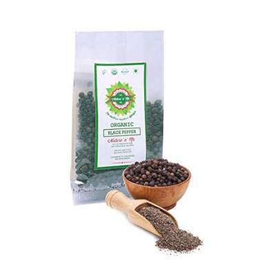 Buy Nature N Me Black Pepper Whole (Kalli Mirch) Online MY