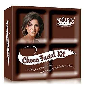 Buy Natures Essence Choco Facial Kit Mini Online MY