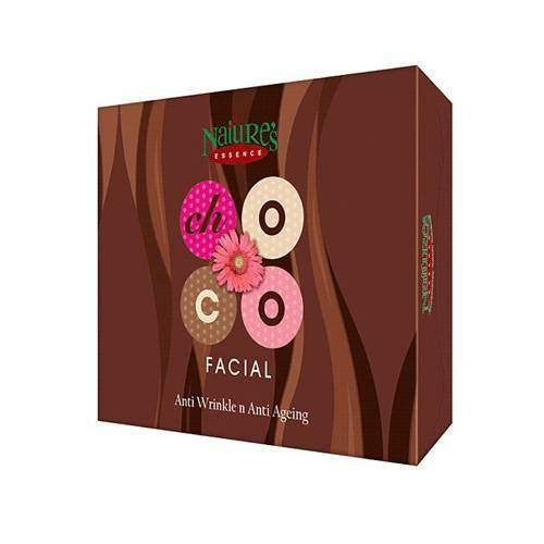 Buy Natures Essence Choco Facial Kit Online MY