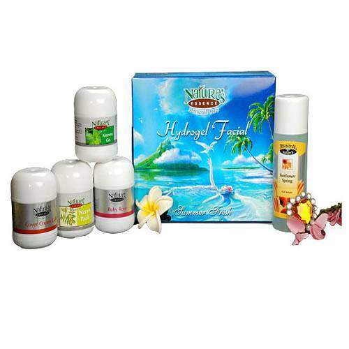 Buy Natures Essence Hydrogel Facial Kit Online MY