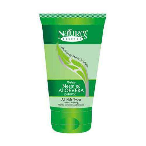 Buy Natures Essence Neem and Alovera Shampoo Online MY