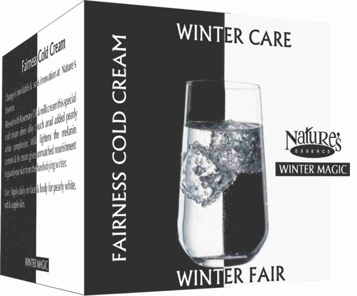 Buy Natures Essence Winter Magic Fairness Cold Cream Online MY