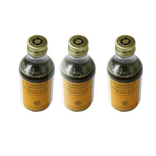 Buy Neelibringadhi Thailam Herbal Hair oil Online USA