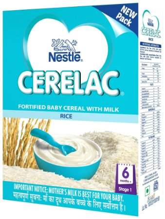 Buy Nestle Cerelac Stage 1 Rice Online MY