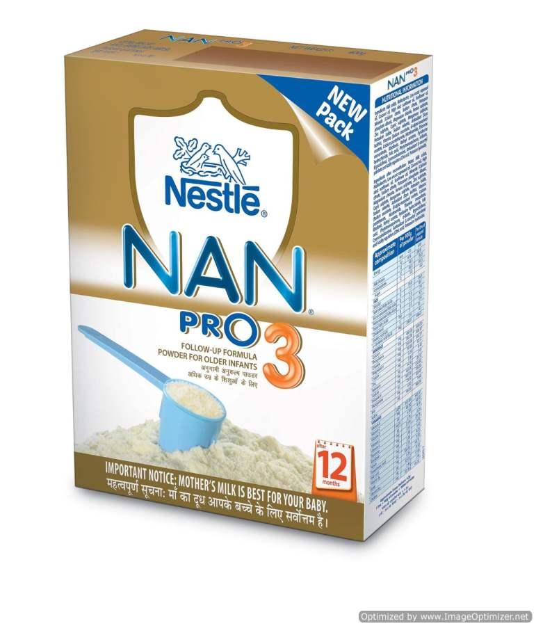 Buy Nestle NAN Pro 3 Online MY