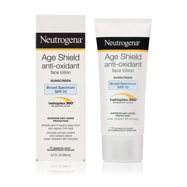 Buy Neutrogena Age Shield Face Lotion Sunscreen Broad Spectrum SPF 70 Online MY