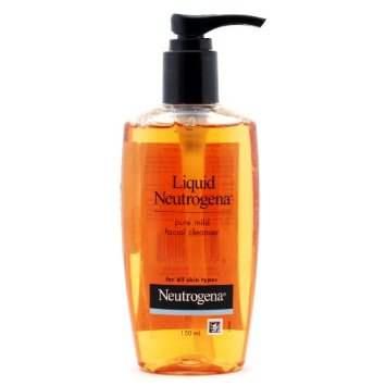 Neutrogena Liquid Neutrogena Face Wash