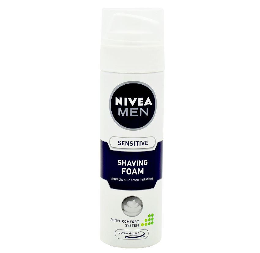 Buy Nivea For Men Shaving Foam-Sensitive Online MY