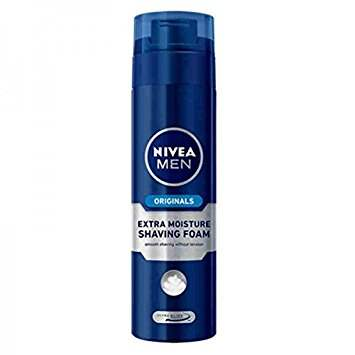 Buy Nivea Men Extra Moisture Shaving Foam Online MY