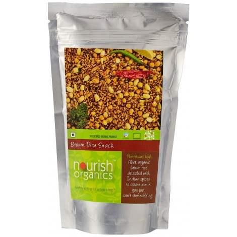 Buy Nourish Organics Brown Rice Snacks Online MY