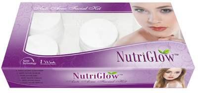 Buy Nutriglow Anti Acne Facial Kit Online MY