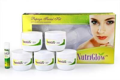 Buy Nutriglow Papaya Facial Kit Online MY