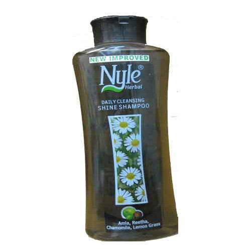 Buy Nyle Daily cleansing shampoo with Reetha Chamomile and Lemongrass Online MY