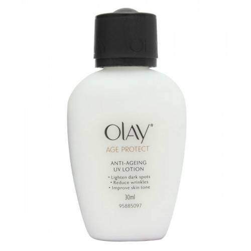 Buy Olay Age Protect Anti Ageing UV Lotion SPF 15 Online MY