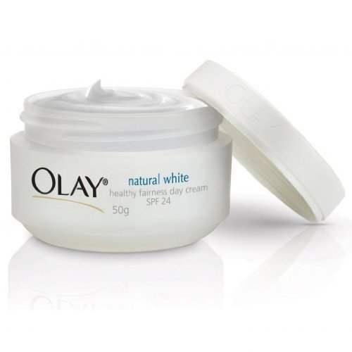 Buy Olay Natural White Healthy Fairness Day Cream Light Online MY