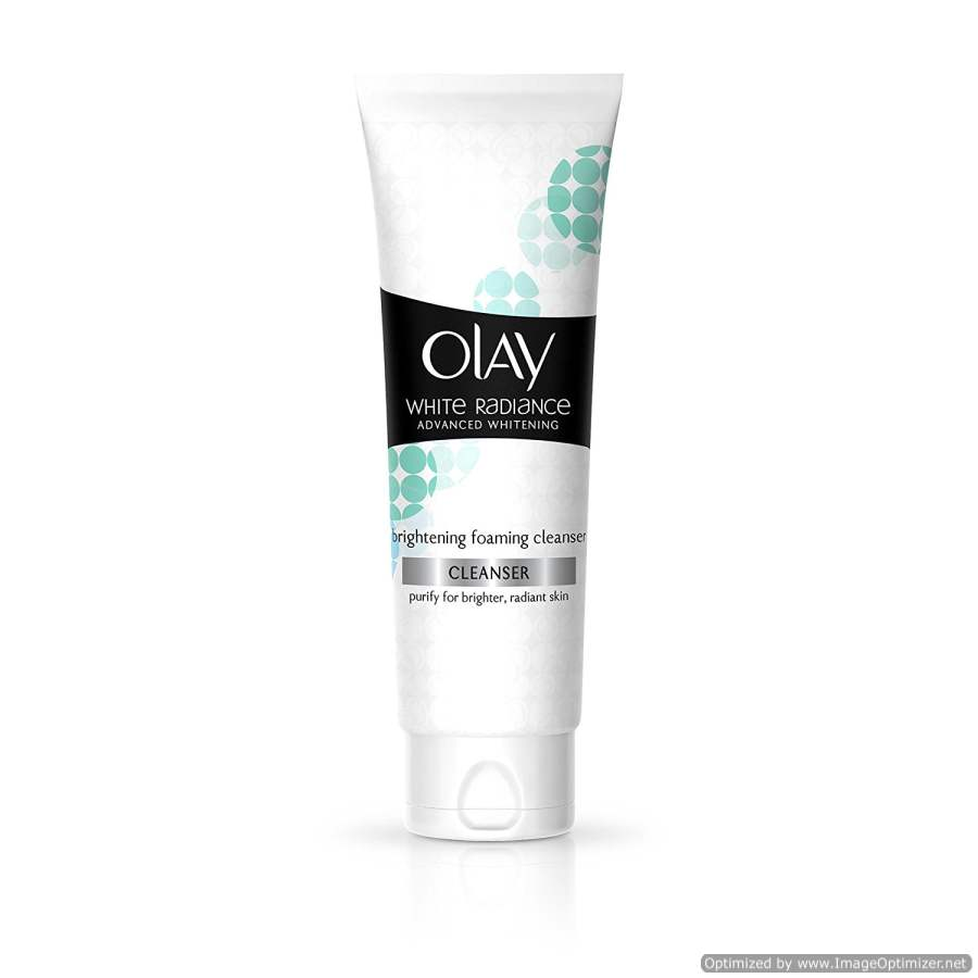 Buy Olay White Radiance Foaming Cleanser Online MY