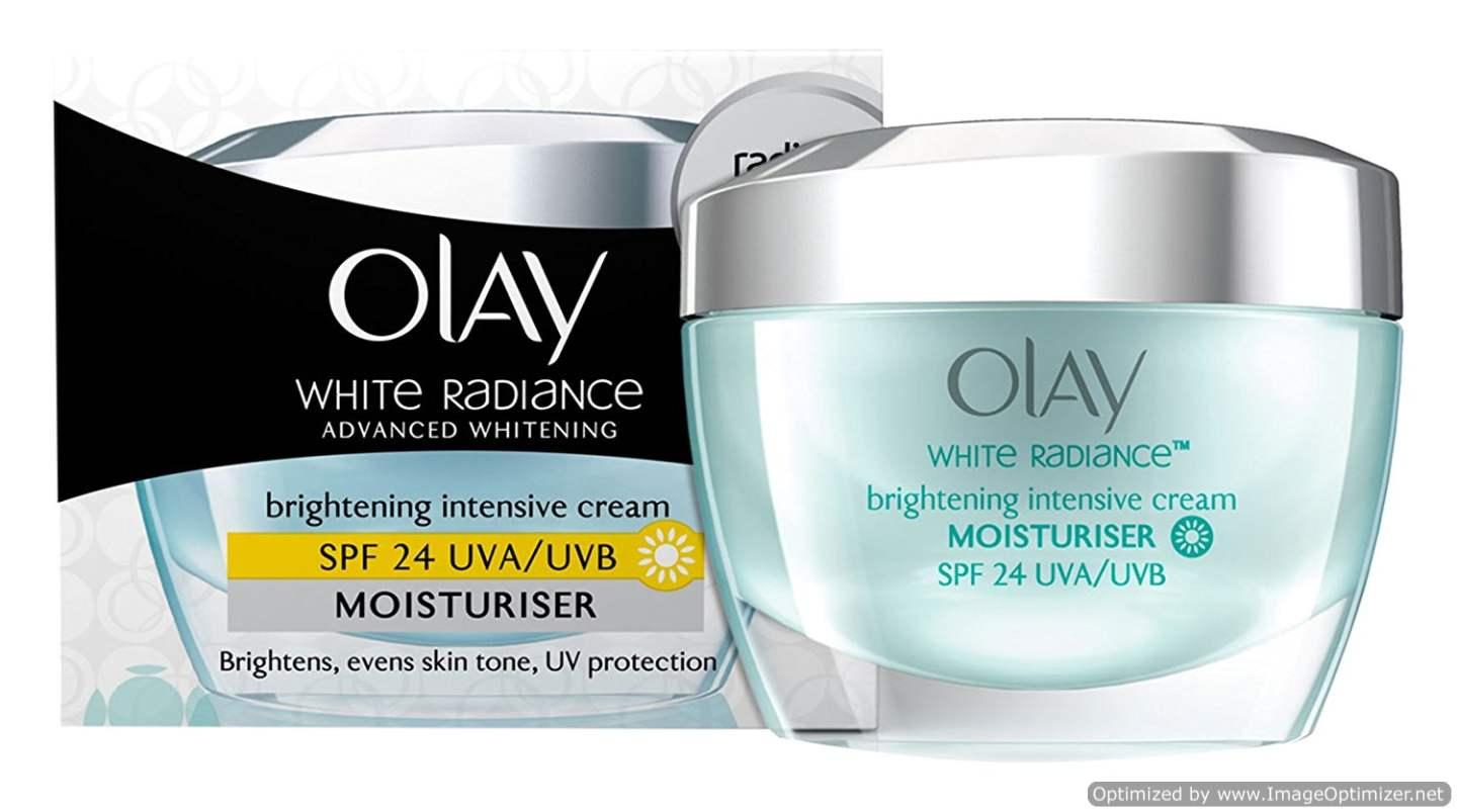 Buy Olay White Radiance Intensive whitening cream SPF 24 Online MY