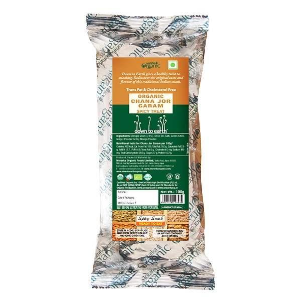 Buy Organic Chana Jor Garam online United Kingdom [ UK ]