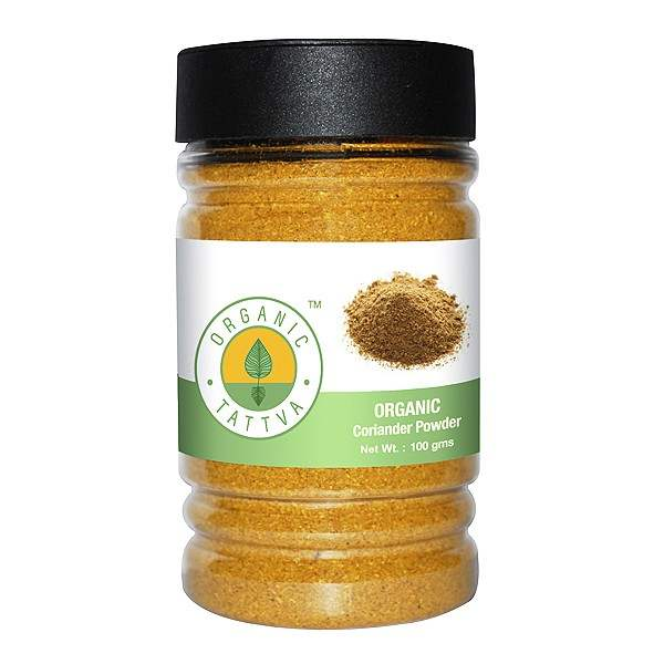 Buy Organic Tattva Coriander Powder Online MY