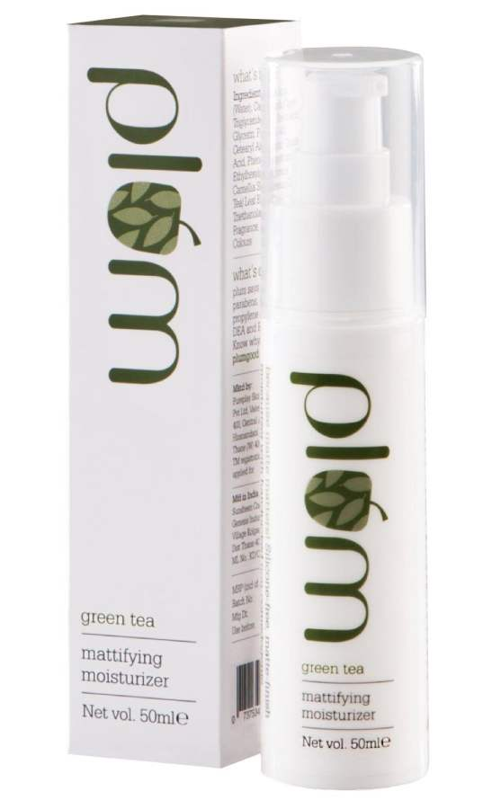 Buy Plum Green Tea Mattifying Moisturizer Online FR
