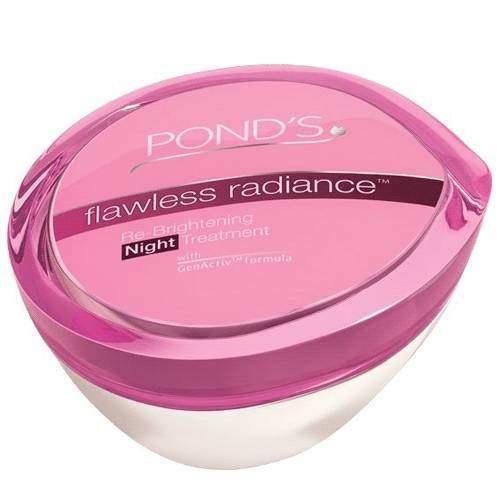 Ponds Flawless White Re Brightening Night Treatment Buy