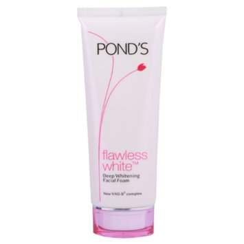 Buy Ponds White Beauty Pinkish white Glow Lightening Facial Foam Online MY
