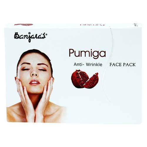 Buy Pumiga Anti-Wrinkle Face Pack Online MY