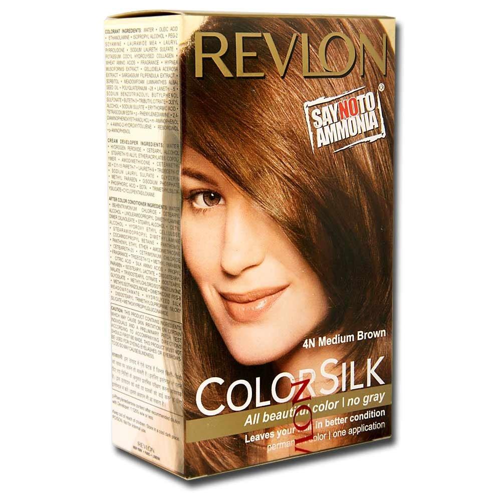 Revlon Colorsilk Medium Brown 4n Buy Photoready Insta Filter Natural Ochre Online Singapore Sg