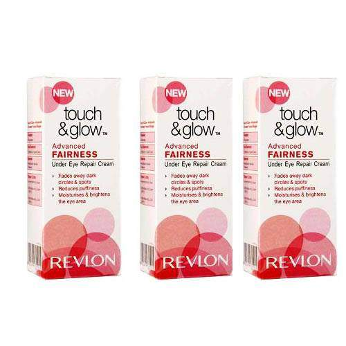 Buy Revlon Touch and Glow Advanced Fairness Under Eye Repair Cream online United States of America [ USA ]