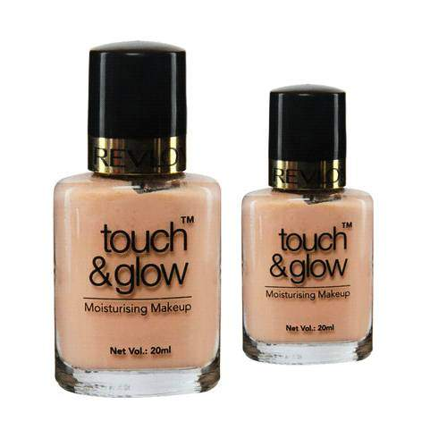 Buy Revlon Touch and Glow Moisturizing Makeup Online MY