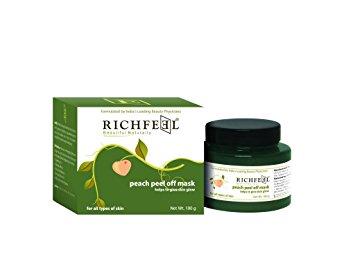 Buy Richfeel Peach Peel Off Mask Online MY