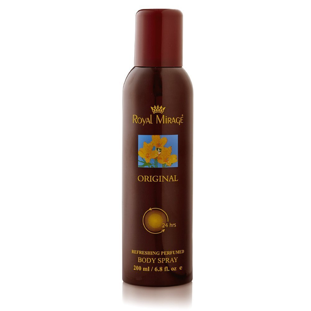 Buy Royal Mirage Original Deodorant Spray   Online MY