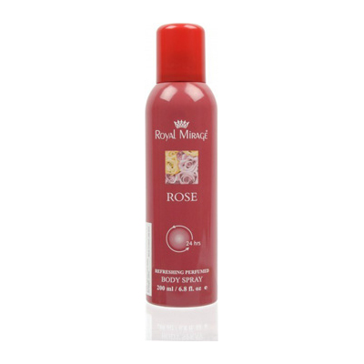 Buy Royal Mirage Rose Deodorant Spray  Online MY