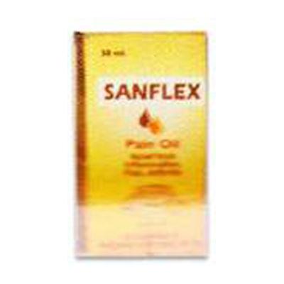 Buy K.S.Varier's Sanflex Pain Oil Online MY