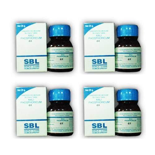 Buy SBL Homeopathy Bio Chemics Kali Sulphuricum 6x Online MY