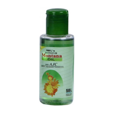 Buy SBL Homeopathy Arnica Montana Oil Online MY
