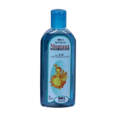 Buy SBL Homeopathy Arnica Montana Shampoo online United States of America [ USA ]